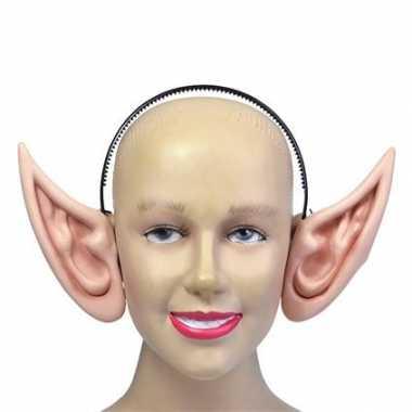 Diadeem met puntige oren