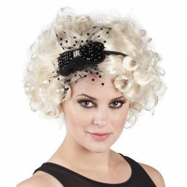 Haarband met decoratieve strik