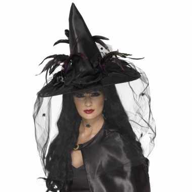 Heksen verkleed hoeden