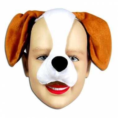 Honden maskertje