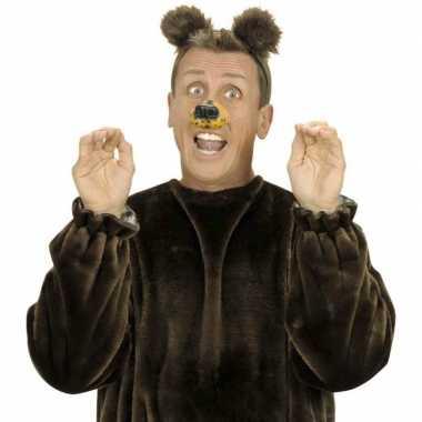 Verkleed bruine beren oren